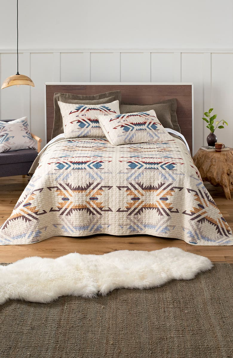 PENDLETON White Sands Quilt & Sham Set, Main, color, 250