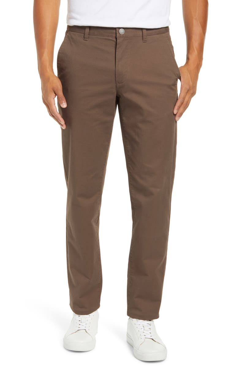BONOBOS Slim Fit Stretch Washed Chinos, Main, color, 333