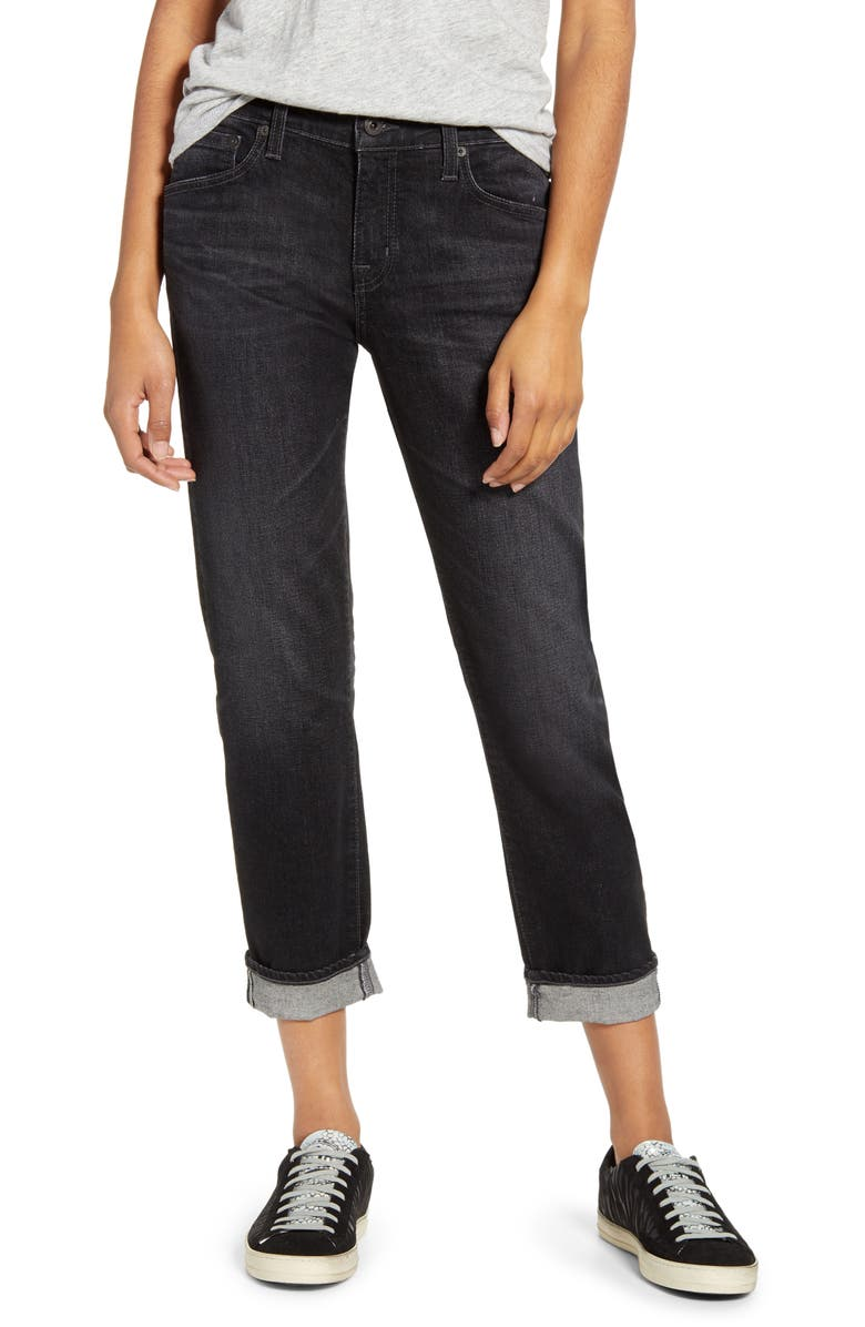 AG The Ex-Boyfriend Ankle Slim Jeans, Main, color, 5 YEARS RESERVE