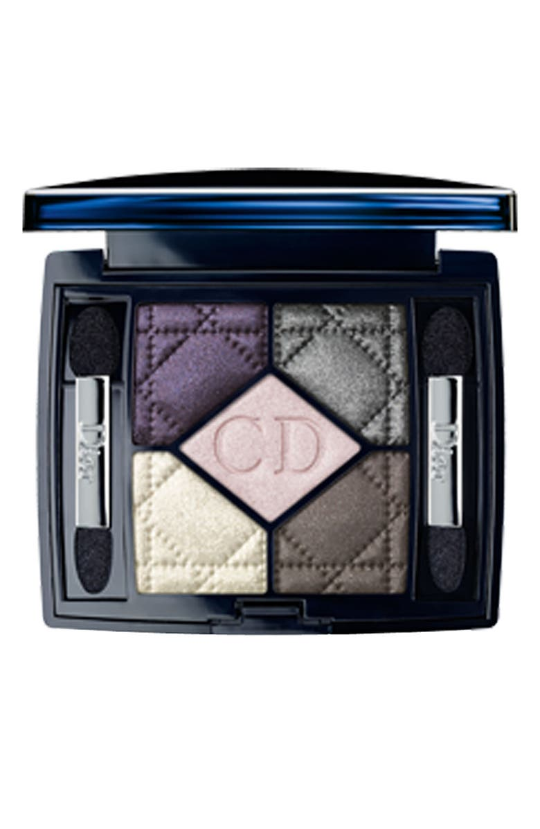 DIOR '5 Couleurs' Eyeshadow Palette, Main, color, 000
