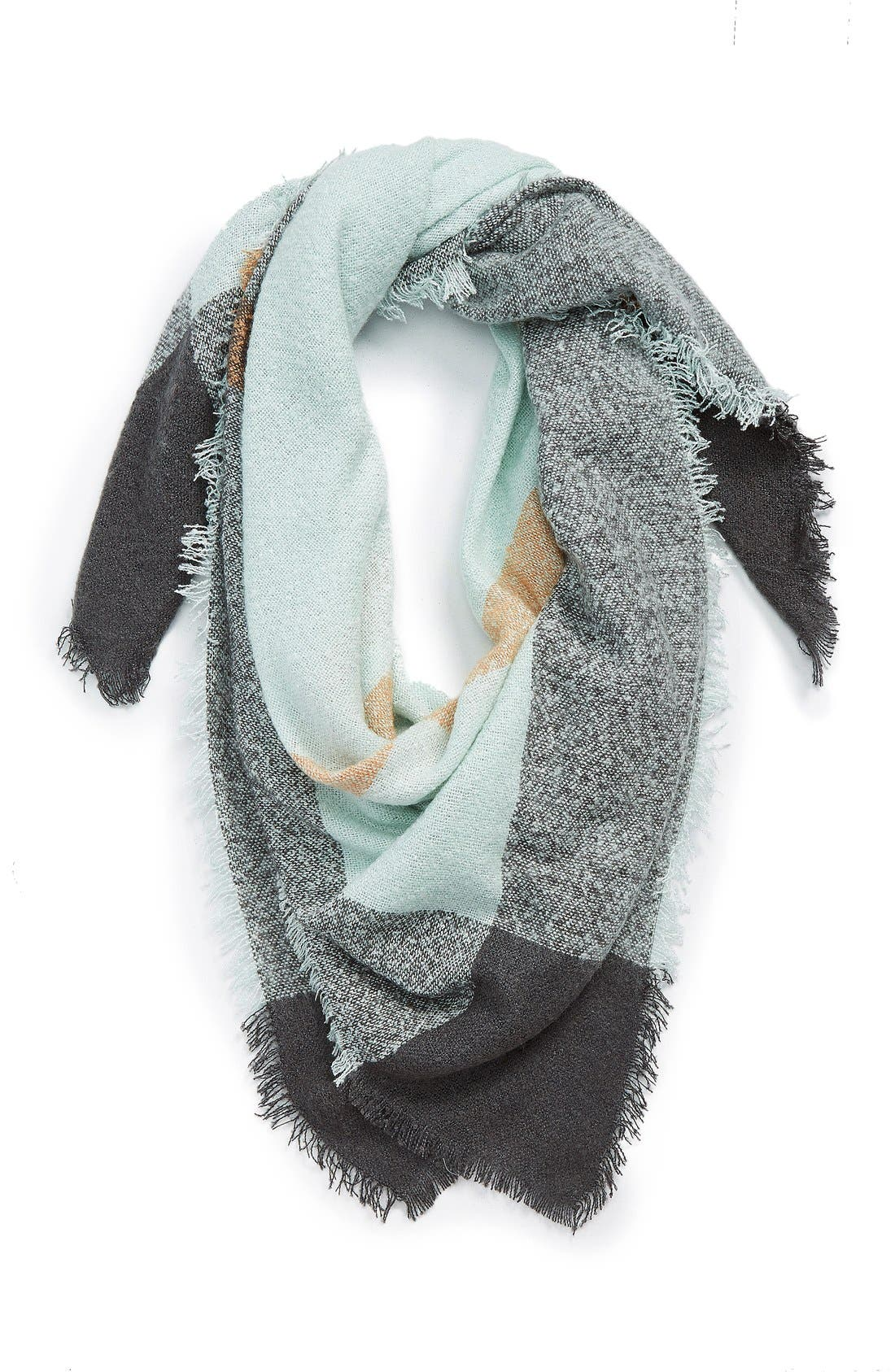 David Young Square Blanket Scarf Nordstrom