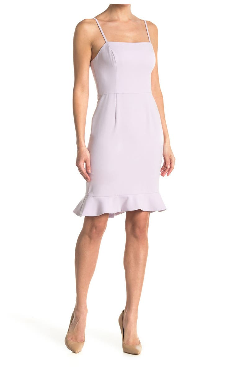 FRENCH CONNECTION Whisper Sweetheart Dress, Main, color, 575