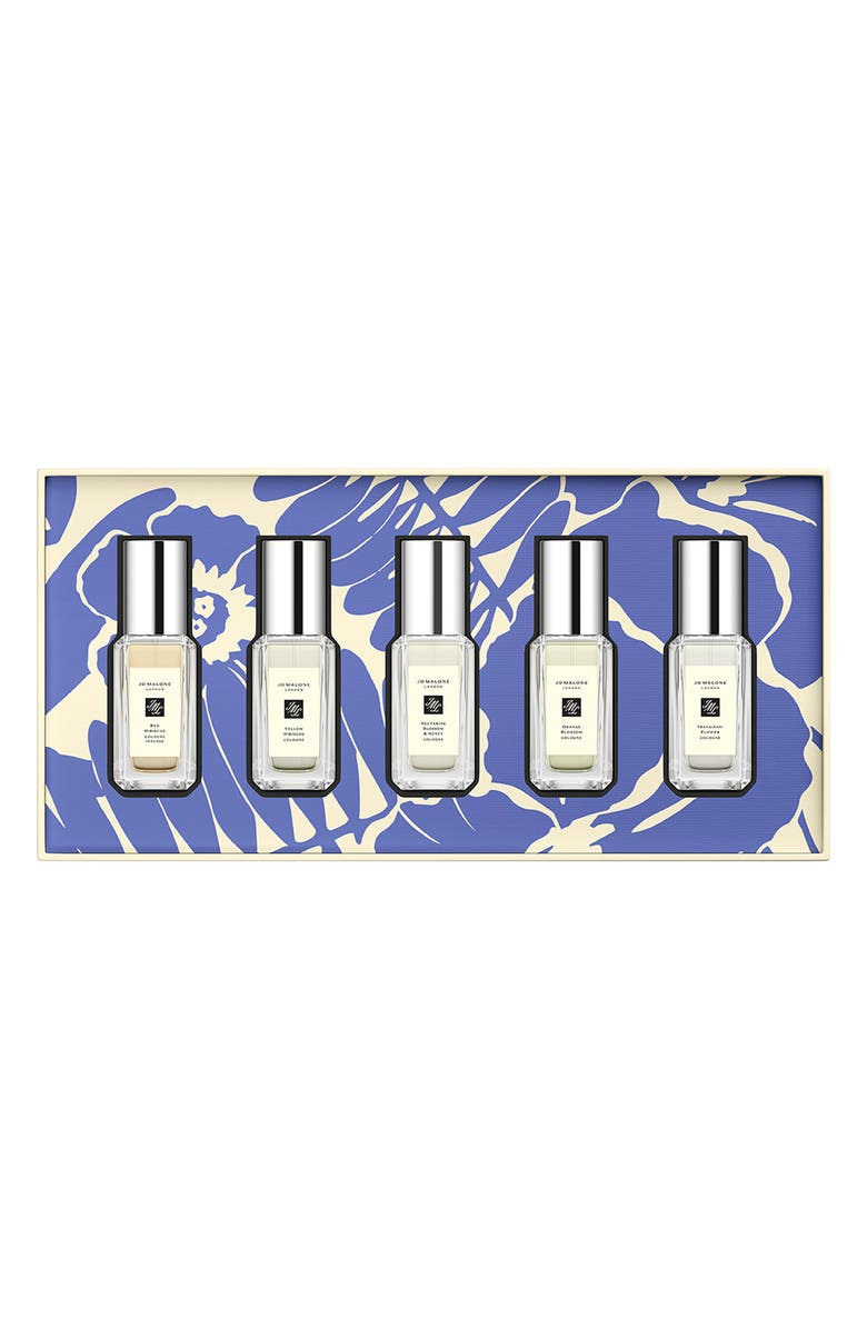 JO MALONE LONDON<SUP>™</SUP> Blossoms Cologne Fragrance Discovery Set, Main, color, NO COLOR