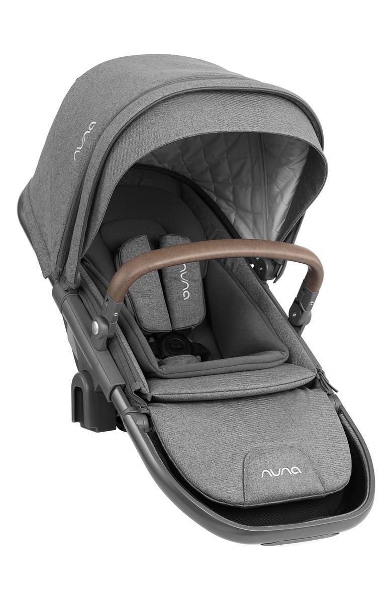 NUNA DEMI<sup>™</sup> Grow Sibling Seat Attachment for DEMI Grow Stroller, Main, color, THREADED-NORDSTROM EXCLUSIVE