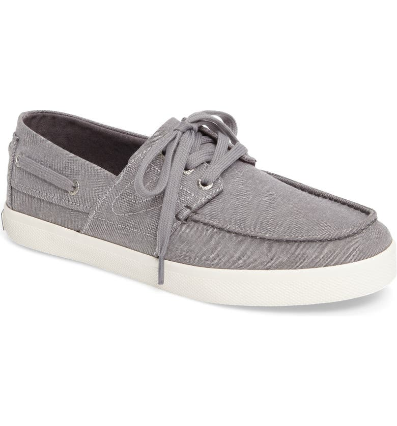 TRETORN Motto Boat Shoe, Main, color, 050