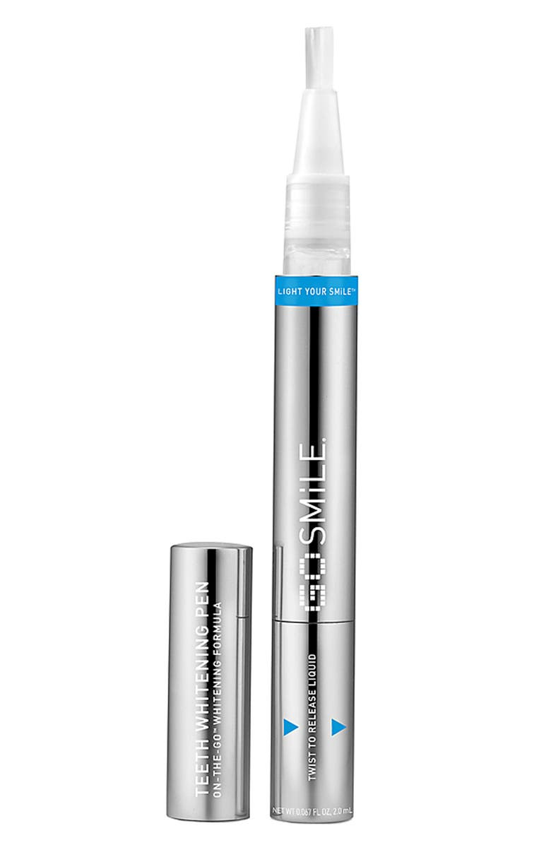 GO SMILE<SUP>®</SUP> 'ON-THE-GO<sup>™</sup>' Teeth Whitening Pen, Main, color, No Color