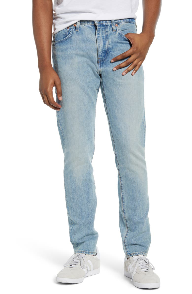 LEVI'S<SUP>®</SUP> 512<sup>™</sup> Slim Tapered Leg Jeans, Main, color, 450