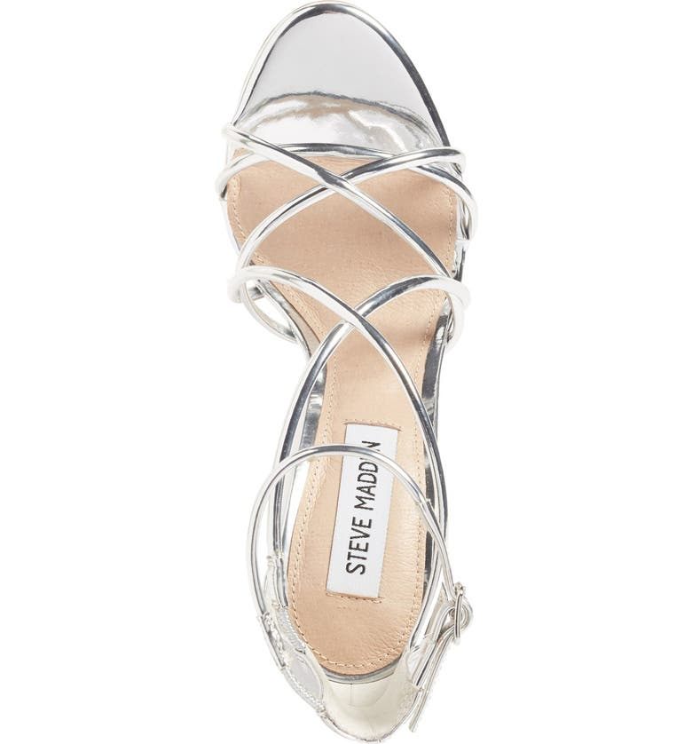 STEVE MADDEN Satire Strappy Sandal, Main, color, 041