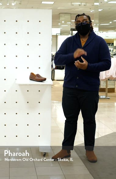 Court Whipstitch Driving Loafer, sales video thumbnail