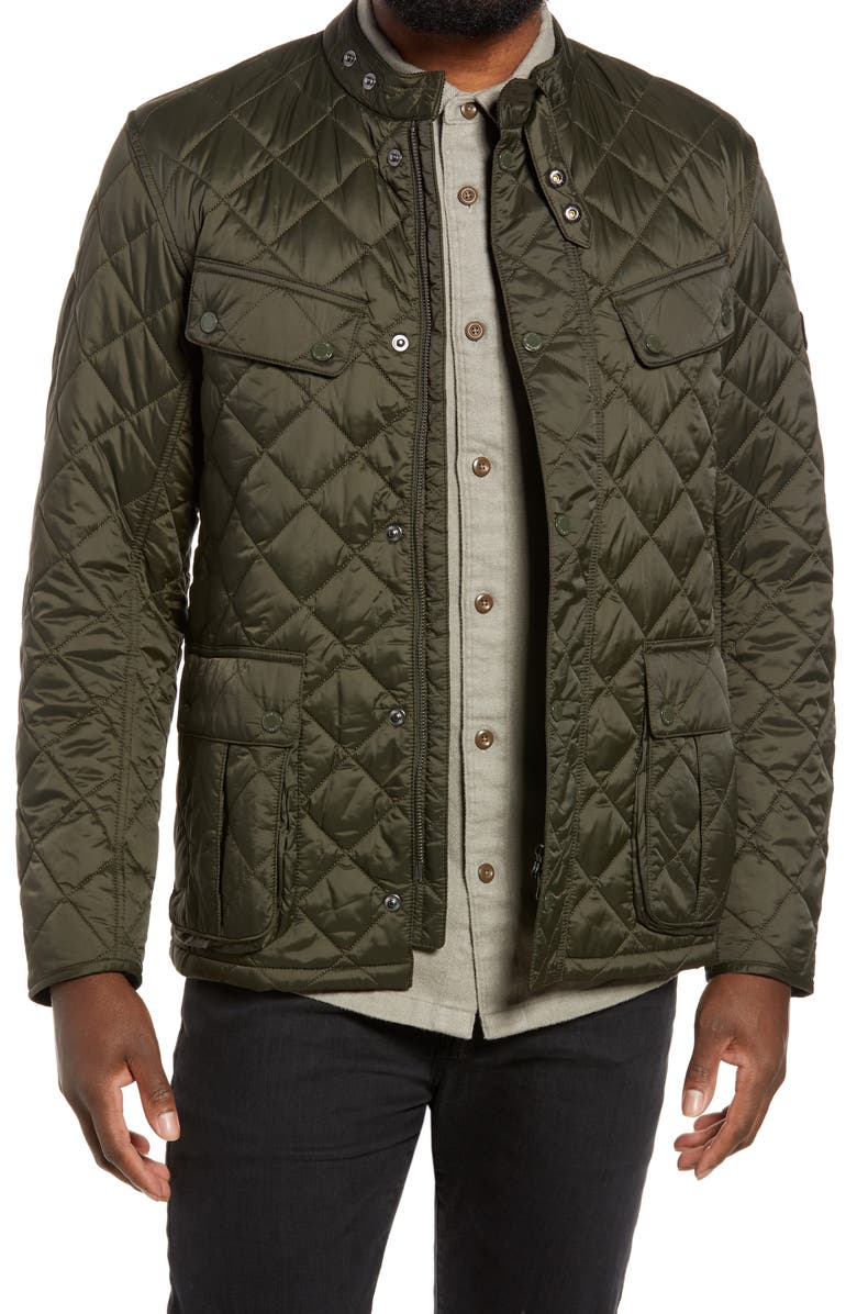 BARBOUR Ariel Quilted Jacket, Main, color, 302