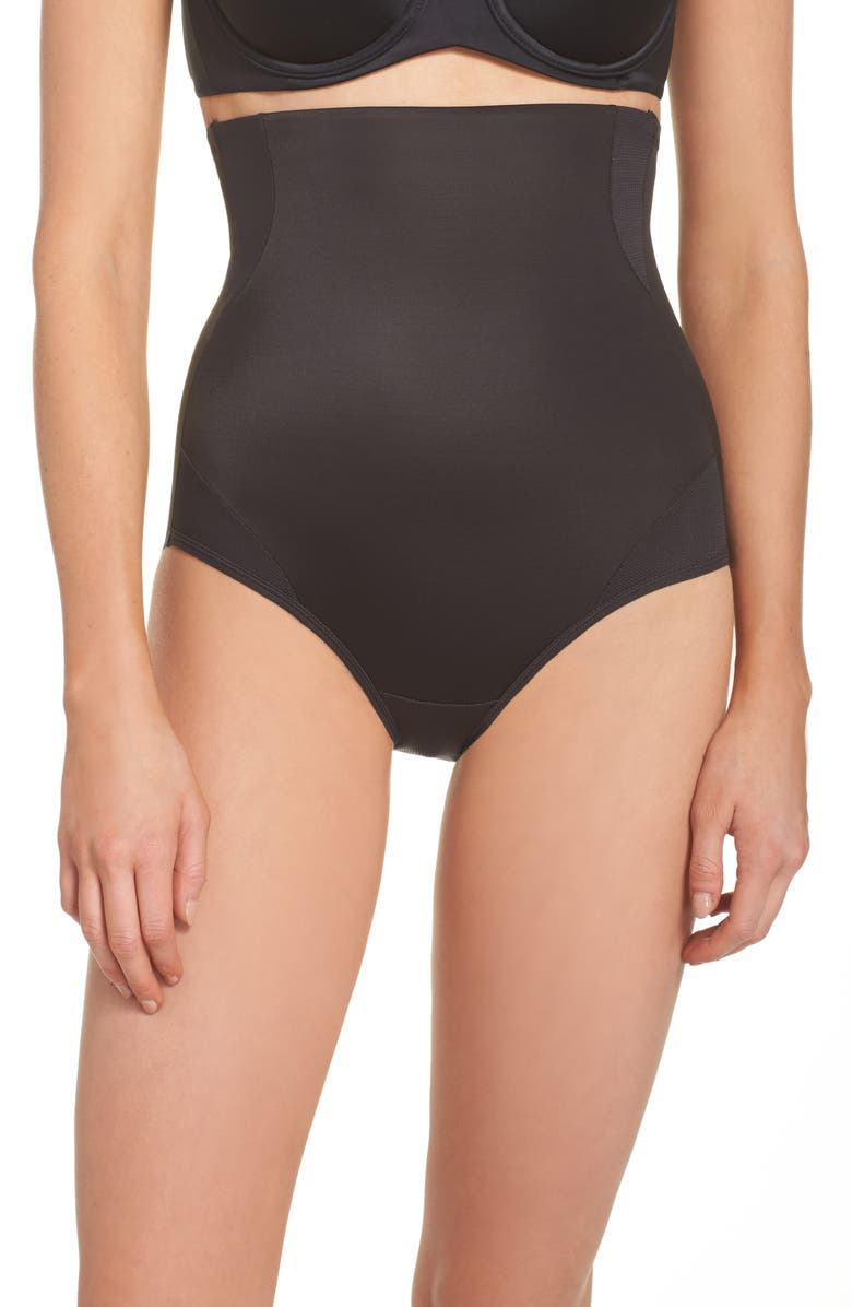 TC Cooling High Waist Shaping Briefs, Main, color, 001