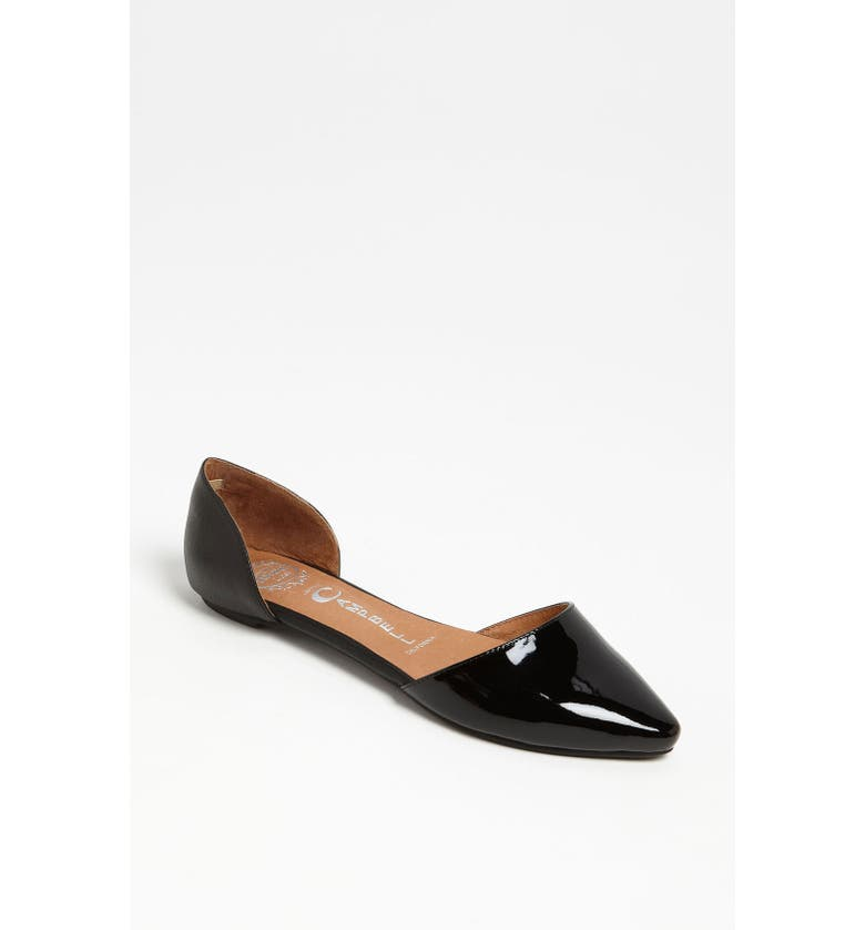 JEFFREY CAMPBELL 'In Love' Flat, Main, color, 002