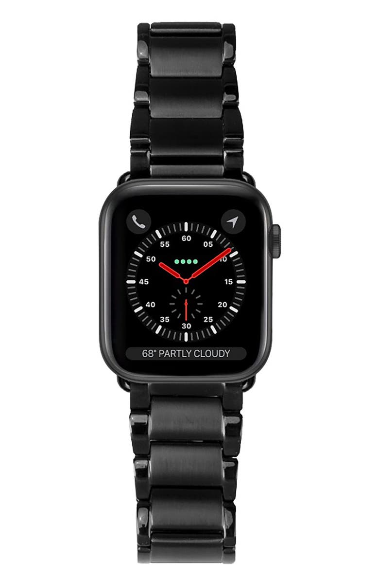 CASETIFY Metal Link Apple Watch<sup>®</sup> Bracelet Strap, Main, color, 001