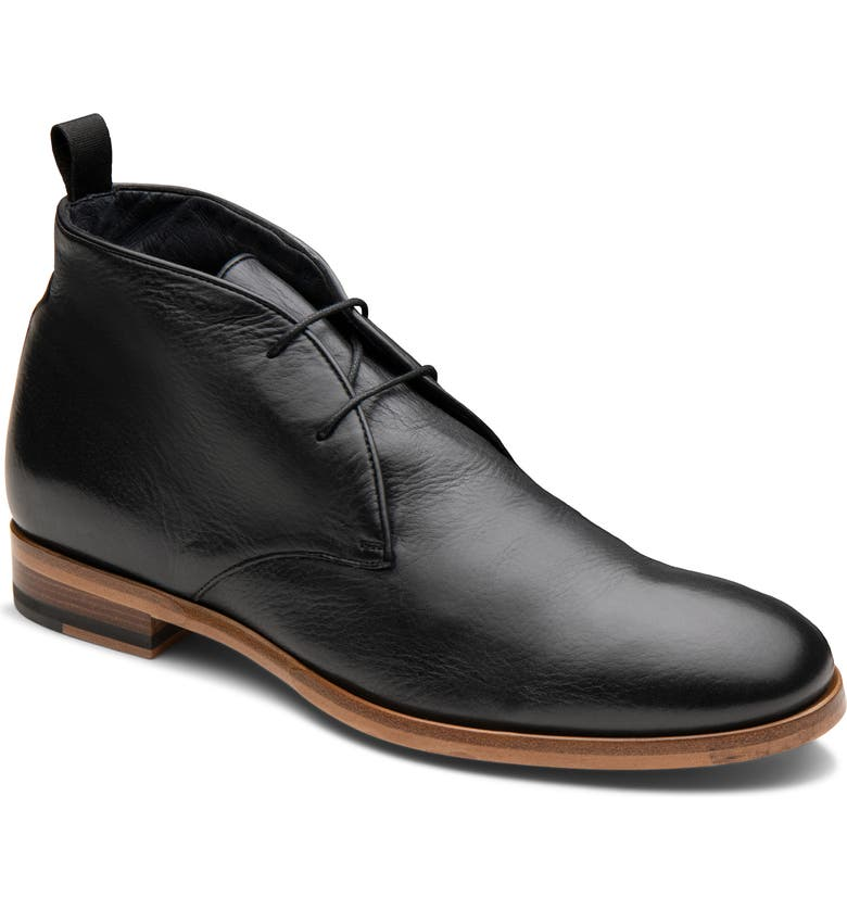 GORDON RUSH Joel Chukka Boot, Main, color, Black