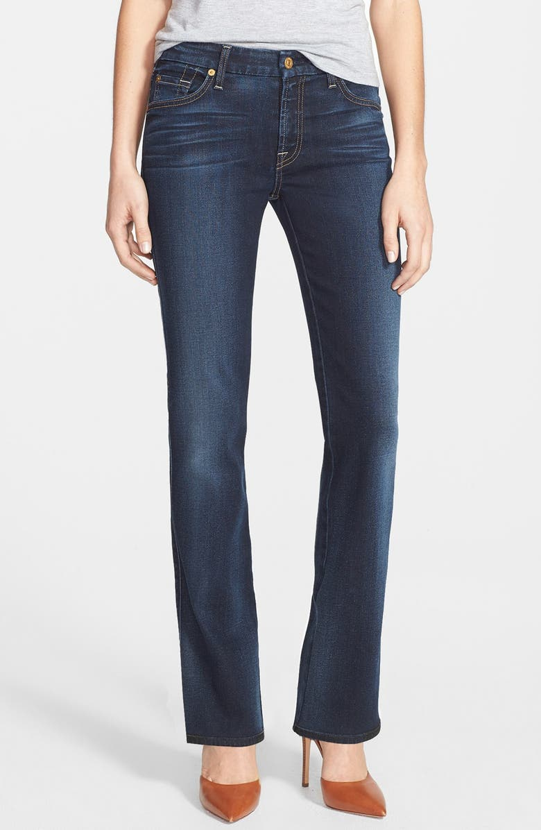 7 FOR ALL MANKIND<SUP>®</SUP> 'Kimmie' Bootcut Jeans, Main, color, 400