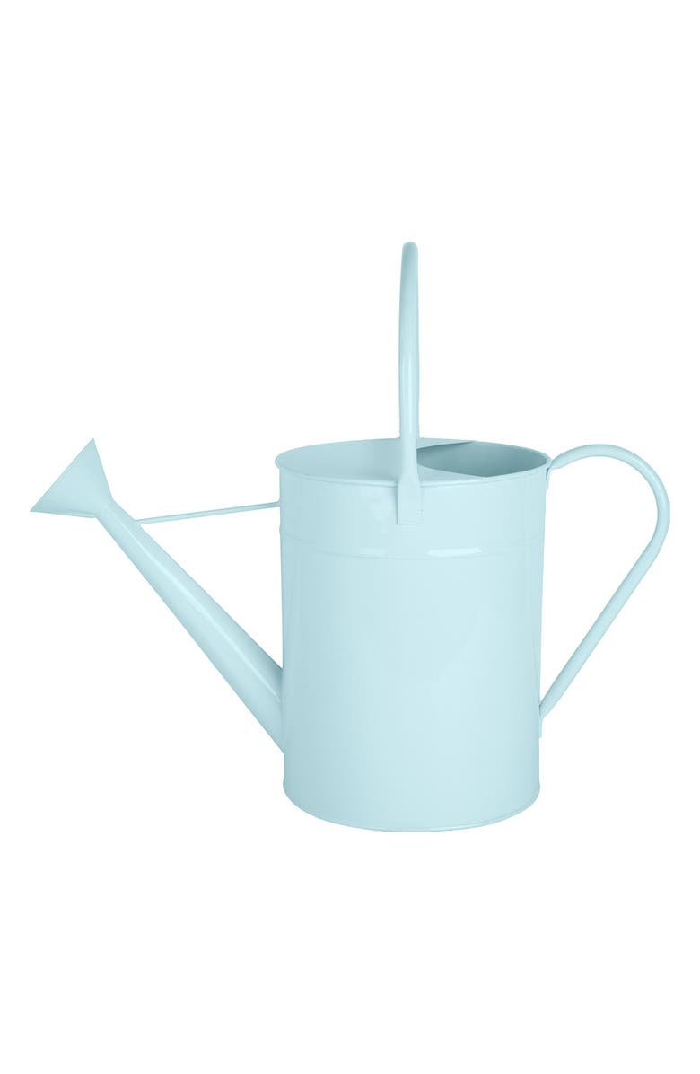 """HOME ESSENTIALS AND BEYOND 15"""" Blue Watering Can, Main, color, 000"""