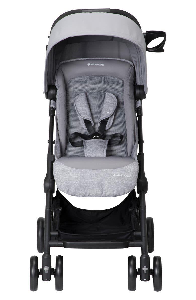 MAXI-COSI<SUP>®</SUP> Lara Ultra Compact Stroller, Main, color, NOMAD GREY