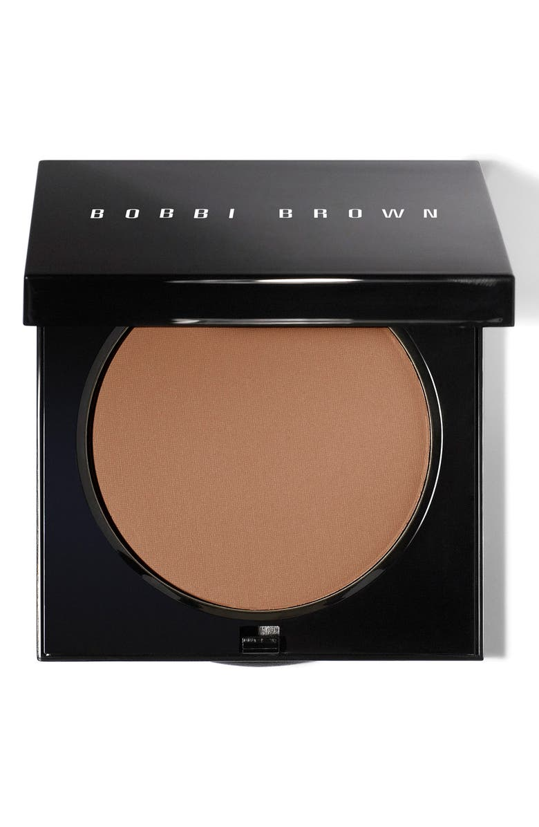 BOBBI BROWN Sheer Finish Pressed Powder, Main, color, #10 WARM CHESTNUT