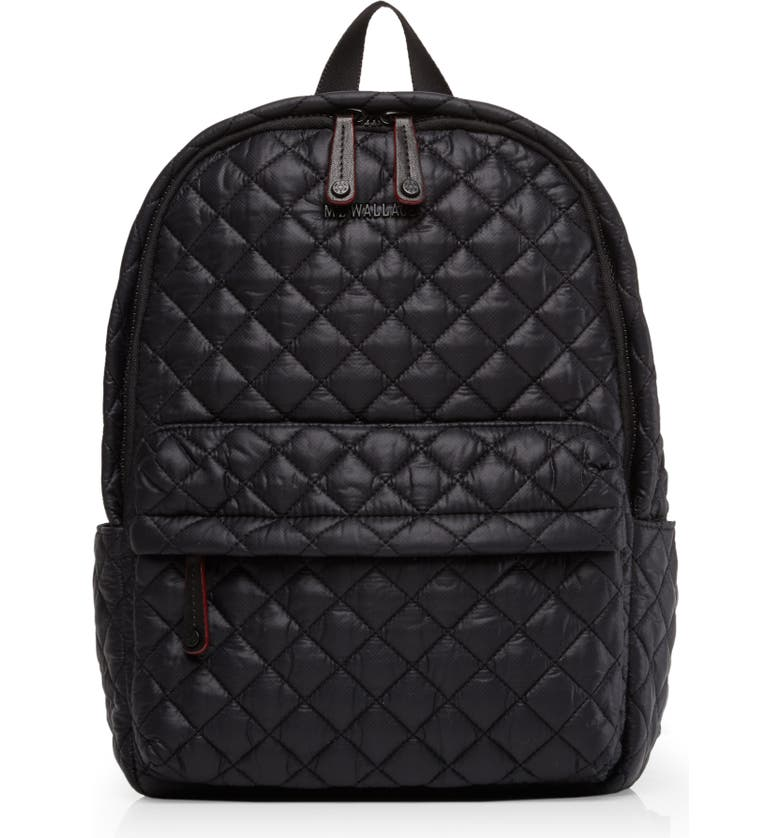 MZ WALLACE City Backpack, Main, color, 001