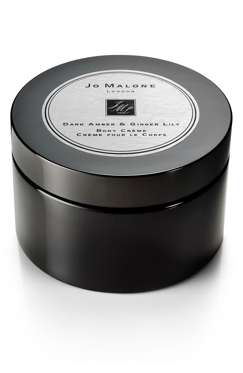 JO MALONE LONDON<SUP>™</SUP> Dark Amber & Ginger Lily Body Crème, Main, color, NO COLOR