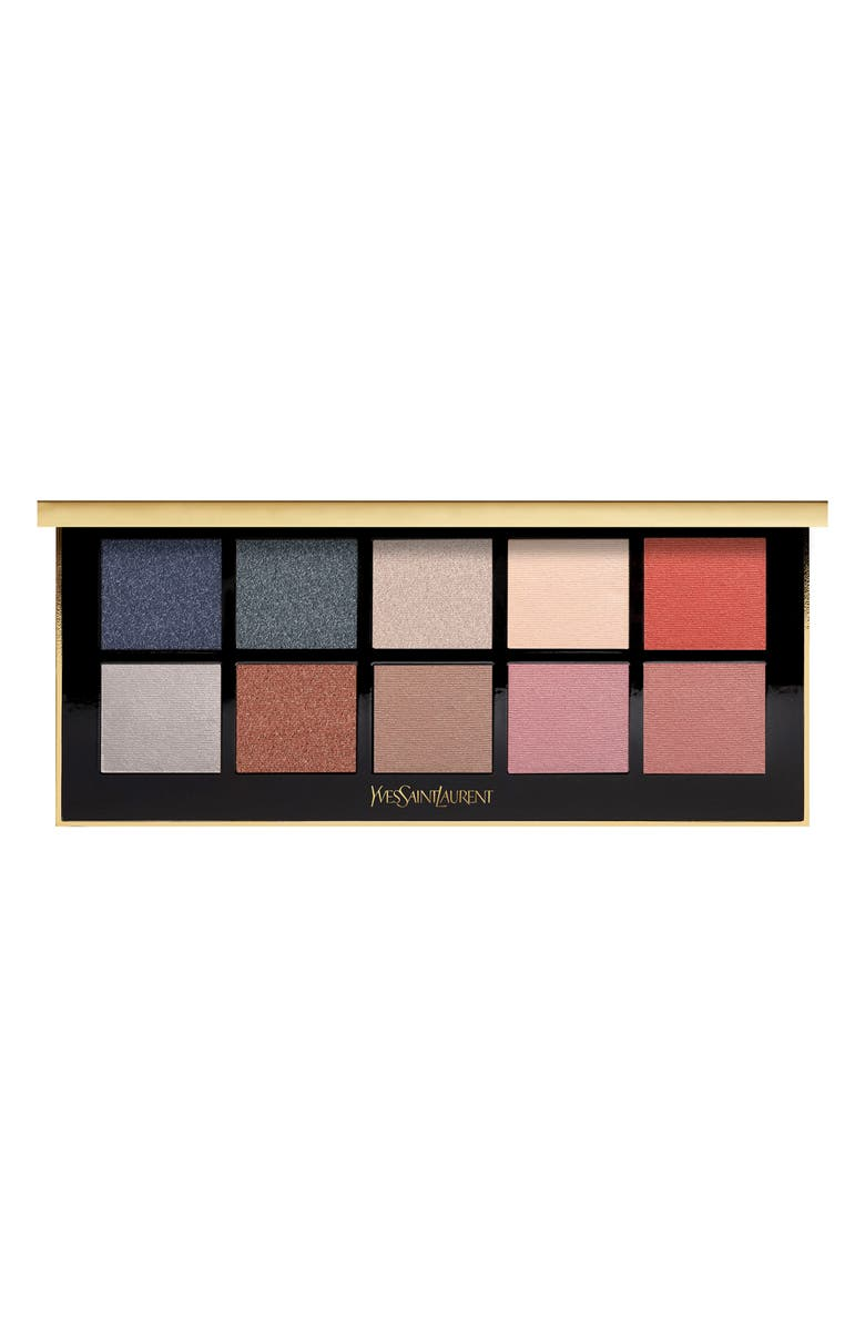 YVES SAINT LAURENT Holiday Couture Multi-Use Palette, Main, color, No Color