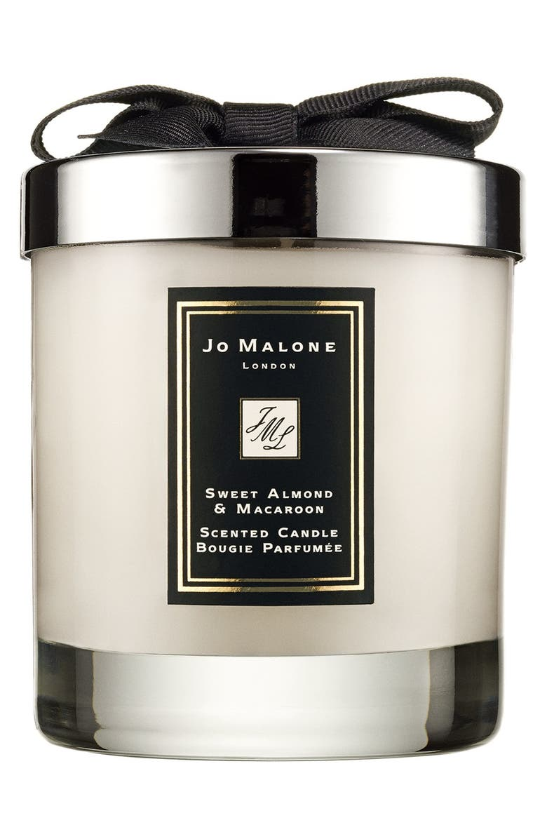 JO MALONE LONDON<SUP>™</SUP> Jo Malone<sup>™</sup> Just Like Sunday - Sweet Almond & Macaroon Candle, Main, color, 000