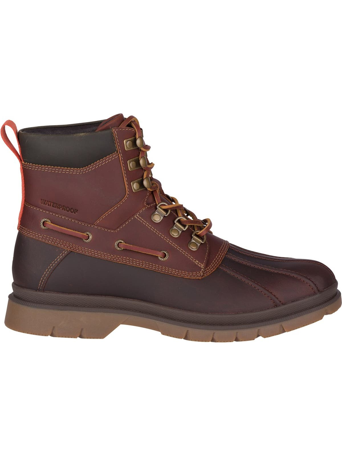 Sperry Watertown Waterproof Leather Lace-Up Men's Boot