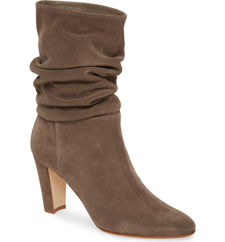 MANOLO BLAHNIK Shushan Slouch Boot, Main, color, 255