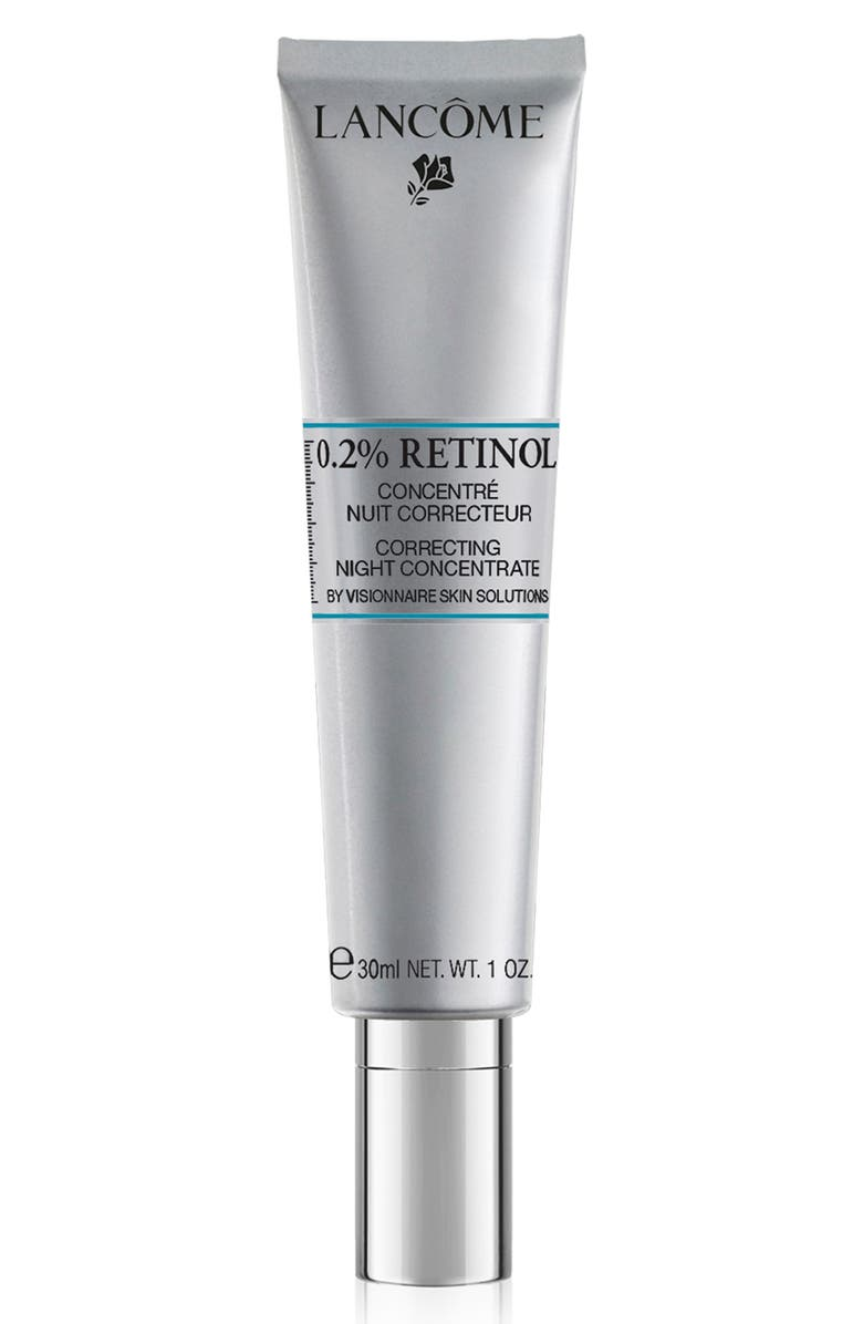 LANCÔME Visionnaire Skin Solutions 0.2% Retinol Correcting Night Concentrate, Main, color, No Color
