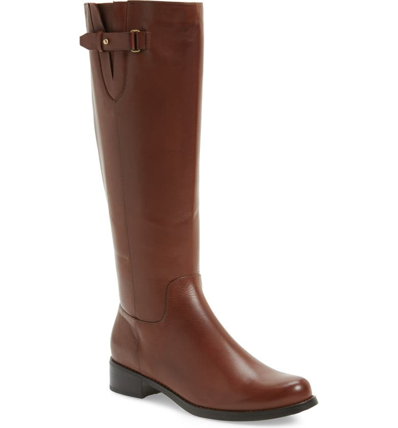 BLONDO Volly Waterproof Riding Boot, Main, color, 701