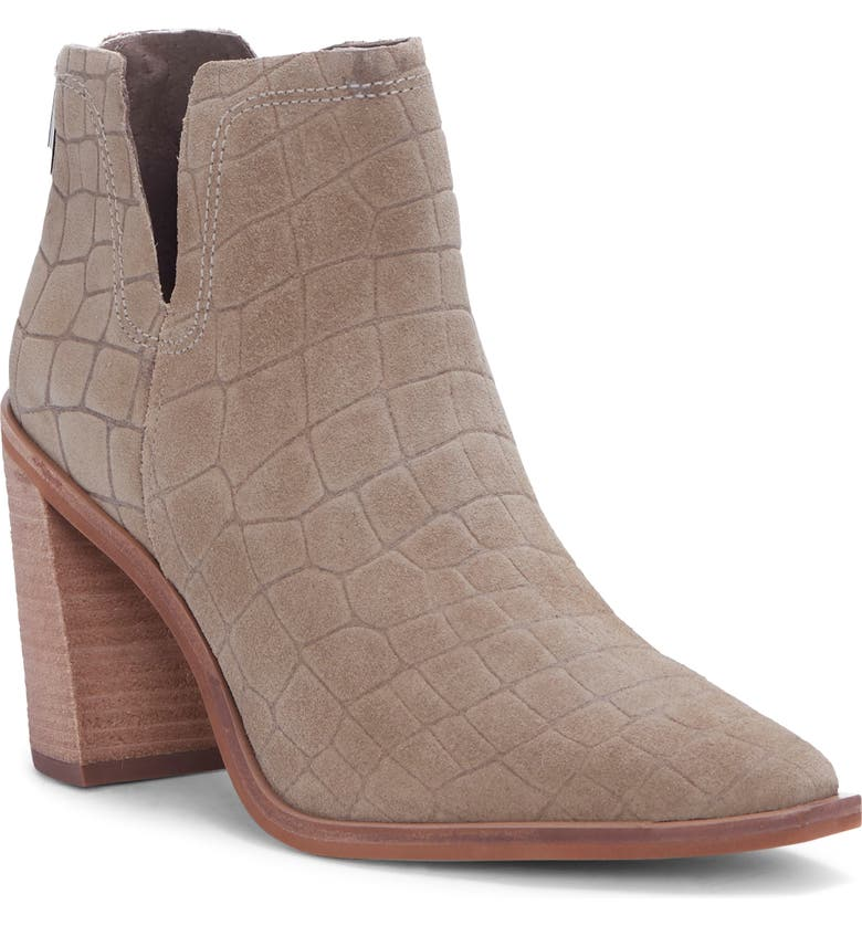 VINCE CAMUTO Welland Bootie, Main, color, TUSCAN TAUPE