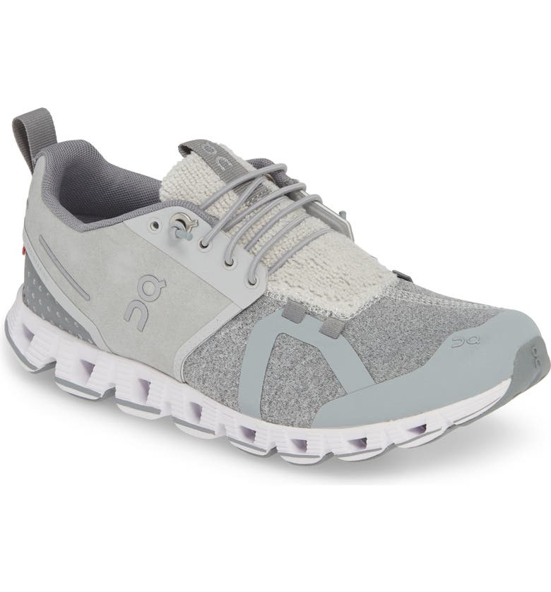 ON Cloudterry Sneaker, Main, color, SILVER