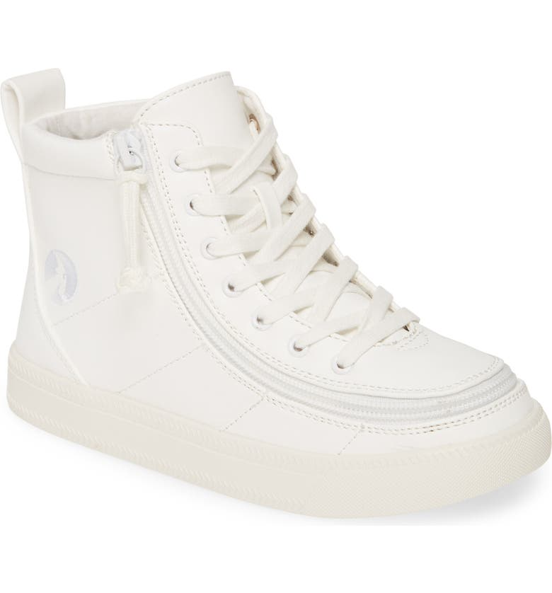 BILLY FOOTWEAR Classic High Top Sneaker, Main, color, 100