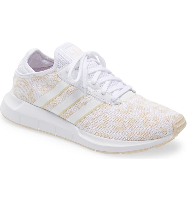 ADIDAS Swift Run X Sneaker, Main, color, HALO IVORY/ WHITE