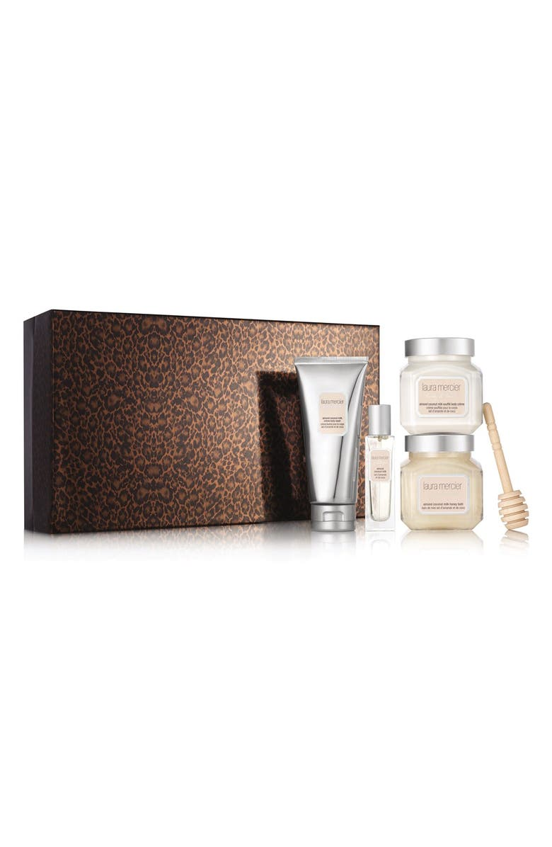 LAURA MERCIER Sweet Temptations Almond Coconut Milk Luxe Body Collection, Main, color, 000