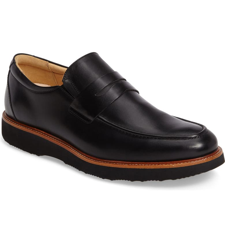 SAMUEL HUBBARD Ivy Legend Penny Loafer, Main, color, 001