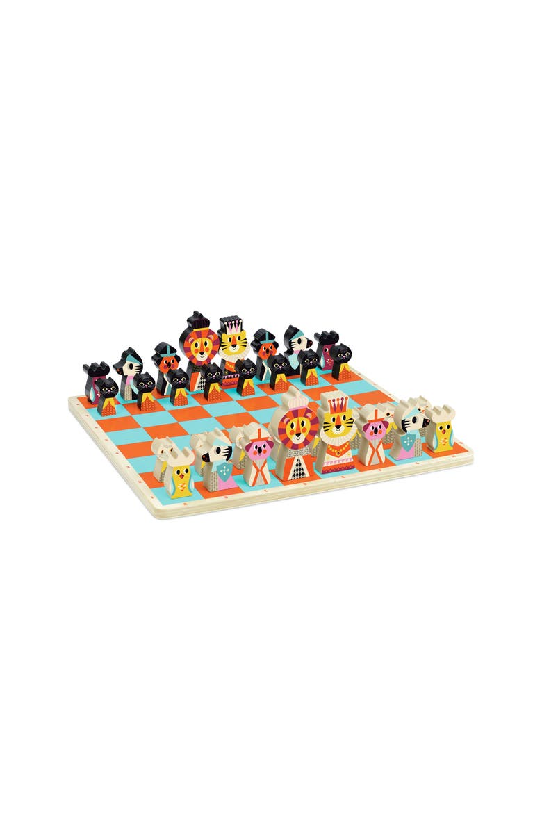 MOMA Design Store My First Chess Set, Main, color, 960