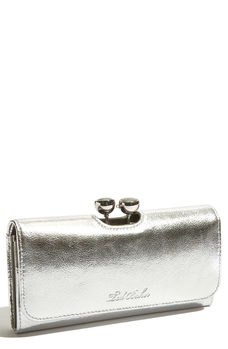 TED BAKER LONDON 'Minnie Bobble' Matinee Wallet, Main, color, 041