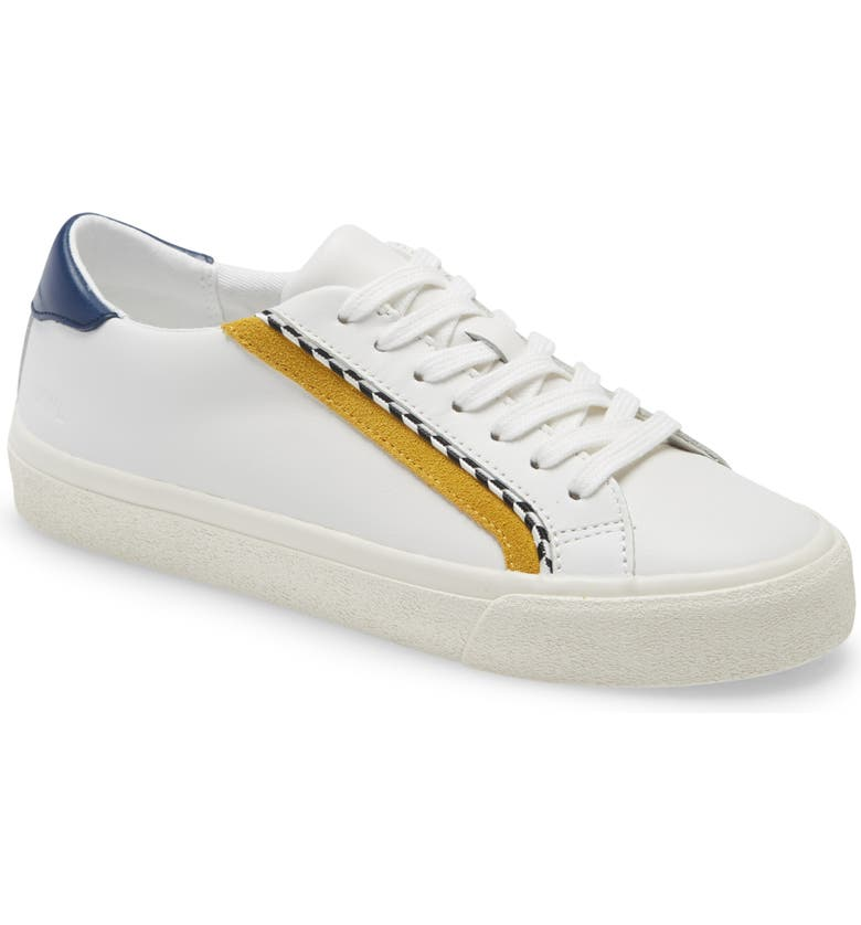MADEWELL Sidewalk Paracord Low Top Sneaker, Main, color, NECTAR GOLD MULTI