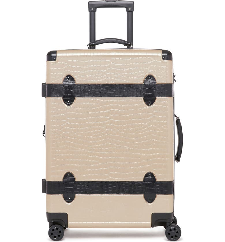 CALPAK Trunk 20-Inch Rolling Suitcase, Main, color, 250