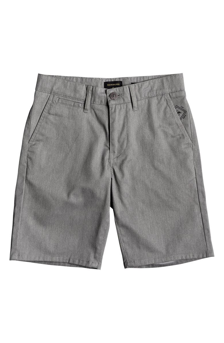 QUIKSILVER Everyday Union Stretch Shorts, Main, color, 033