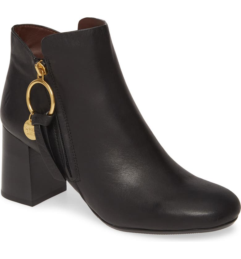 SEE BY CHLOÉ Louise Bootie, Main, color, 001