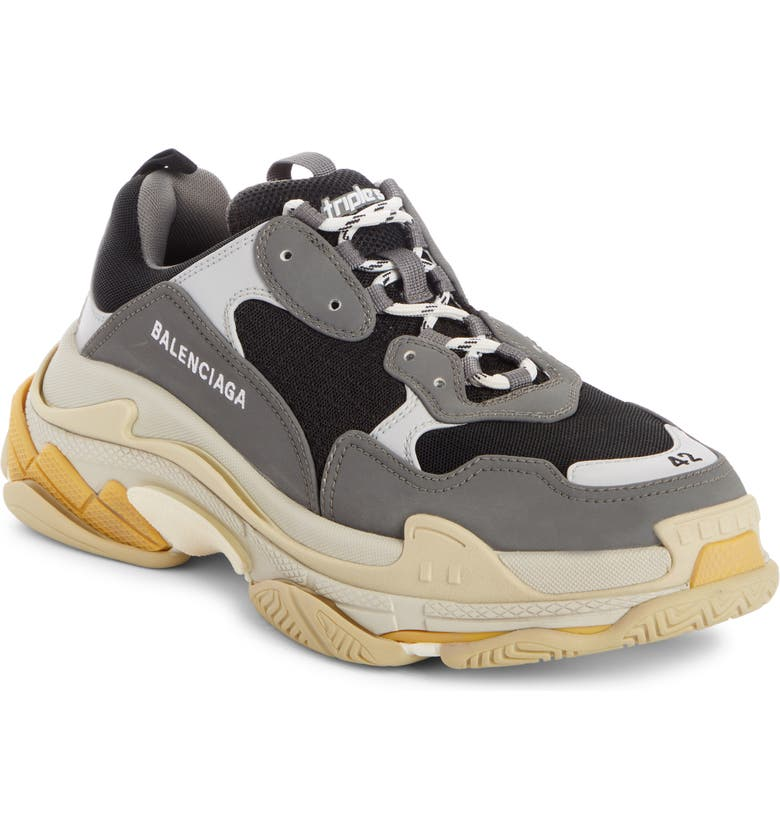 BALENCIAGA Triple S Retro Sneaker, Main, color, 035