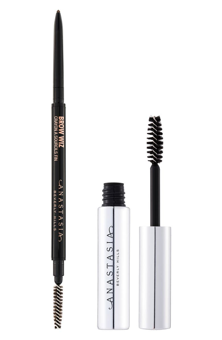 ANASTASIA BEVERLY HILLS Better Together Brow Set, Main, color, EBONY