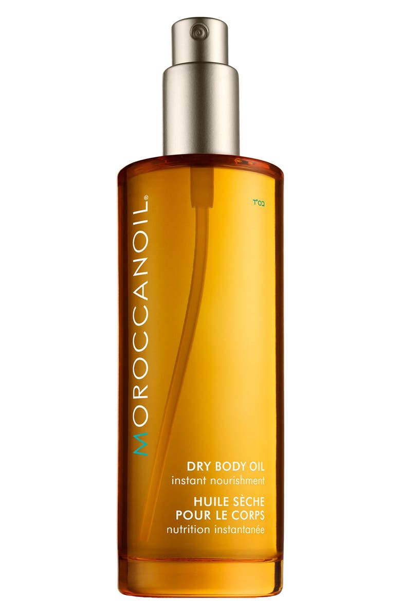 MOROCCANOIL<SUP>®</SUP> Dry Body Oil, Main, color, No Color