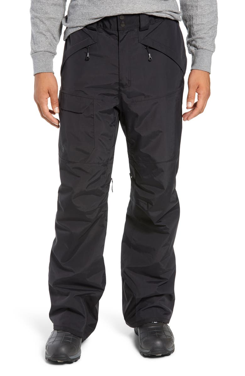 THE NORTH FACE Freedom Heatseeker Insulated Snow Pants, Main, color, TNF BLACK