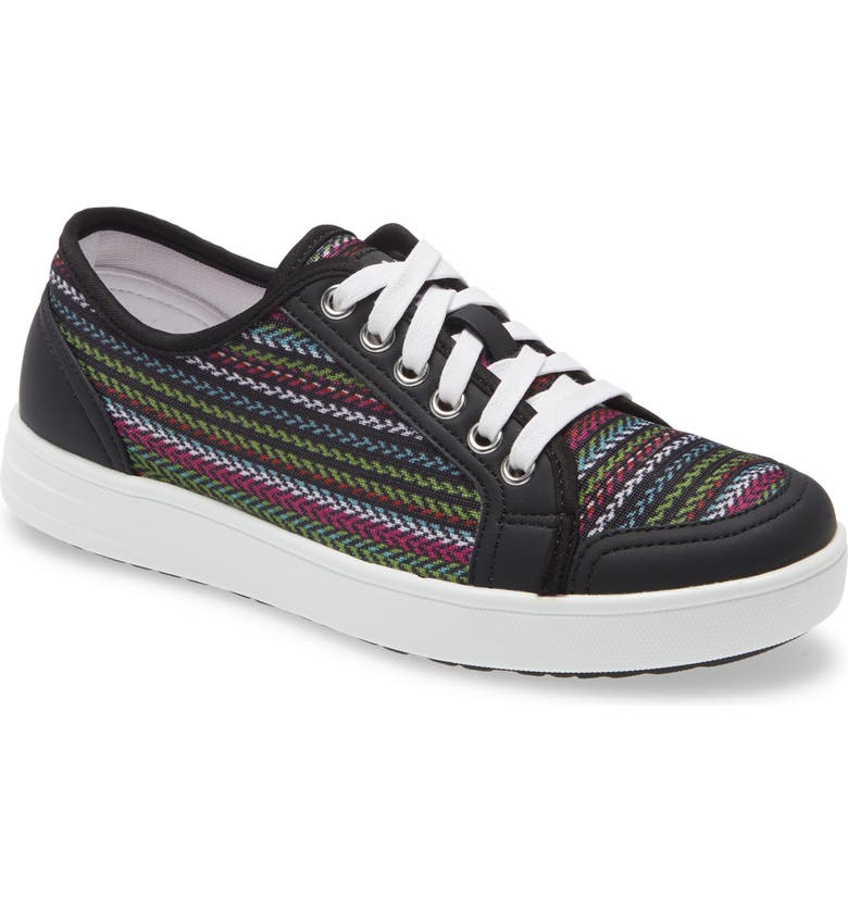 TRAQ BY ALEGRIA Sneaq Sneaker, Main, color, WILD WAVE LEATHER