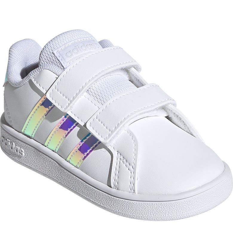 ADIDAS Grand Court I Sneaker, Main, color, FTWWHT/FTW