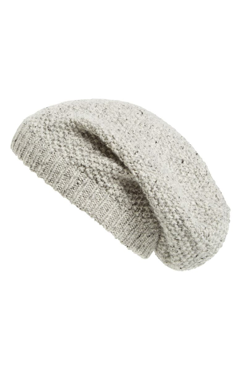 SOLE SOCIETY Knit Beanie, Main, color, 024