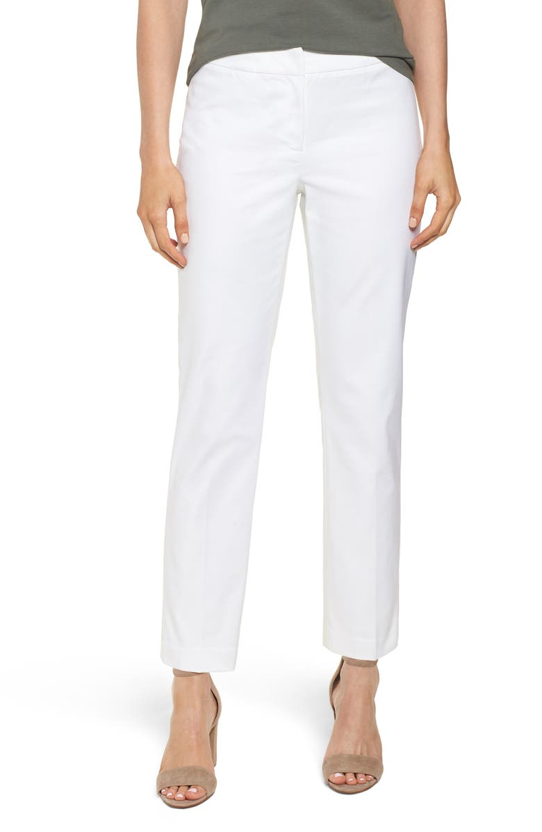 NIC+ZOE The Perfect Ankle Pants, Main, color, 123